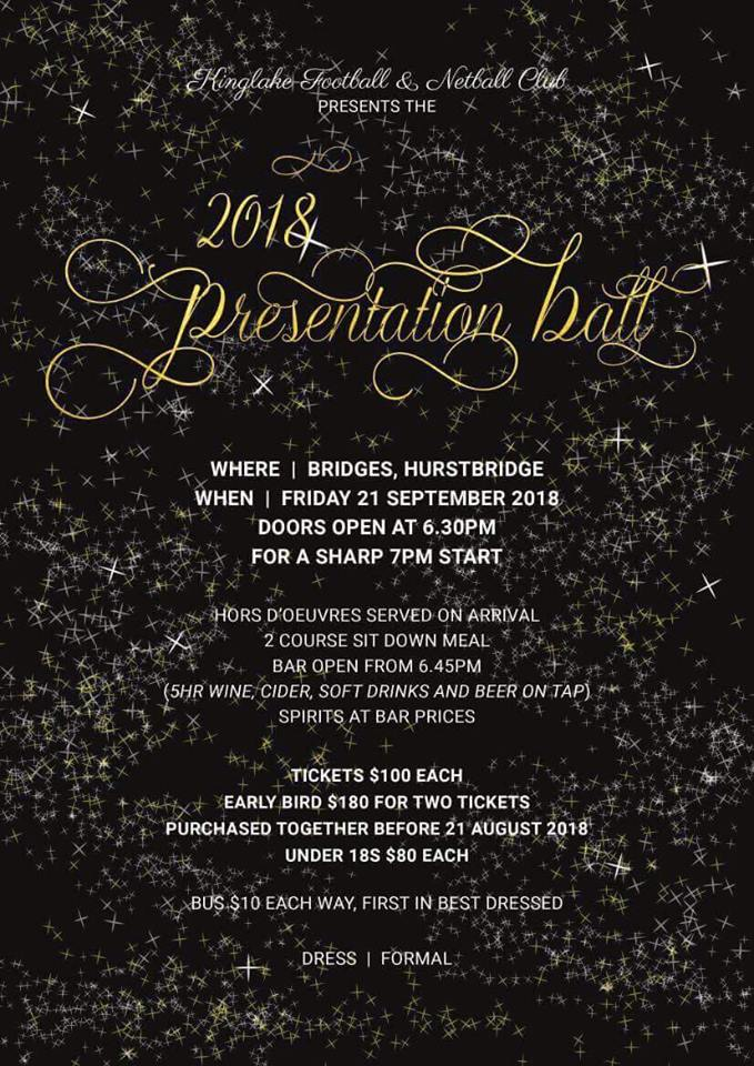 pres ball 2018