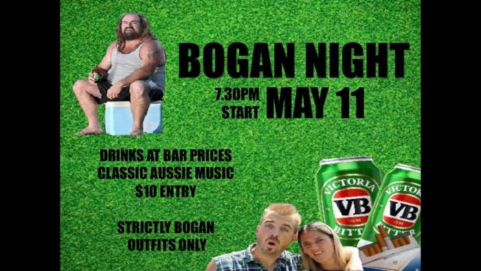 bogan night pic